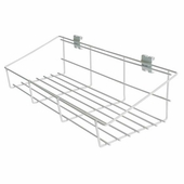Power Panel Shelf White