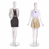 Ready To Wear Female Mannequins