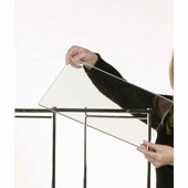 Replacement Acrylic Shelves for Folding Cube Unit