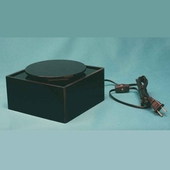 Revolving Top Electric Turntable - Large