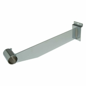 Slatwall 12in. Brackets for 1-1/4in. Round Tubing