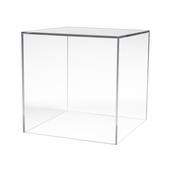 Square Acrylic Display Cube