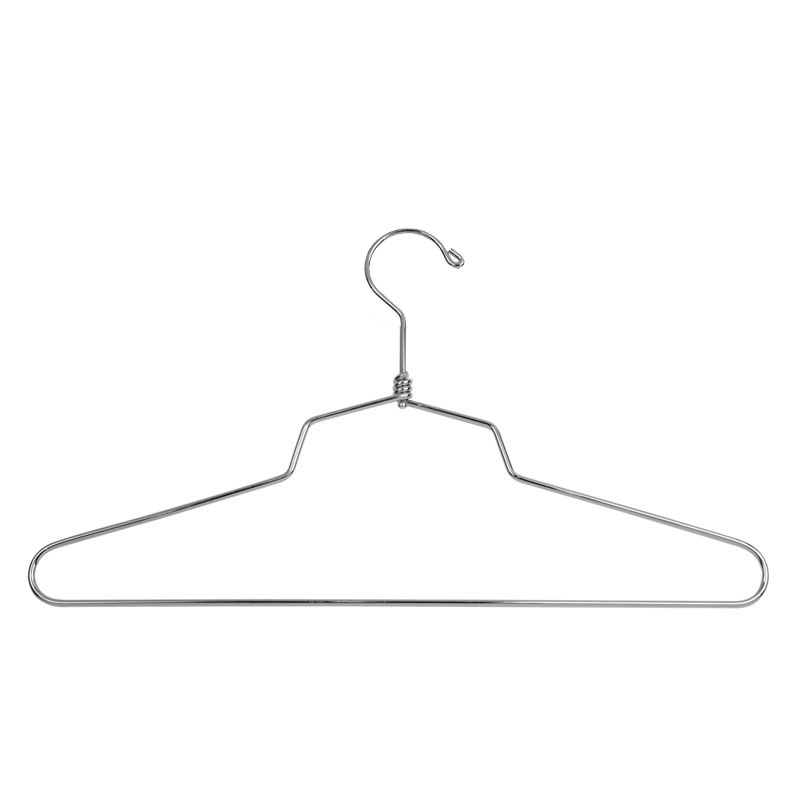 Wire Metal Dress Shirt Hanger 14in. (Box of 100) 27f6890a9c9