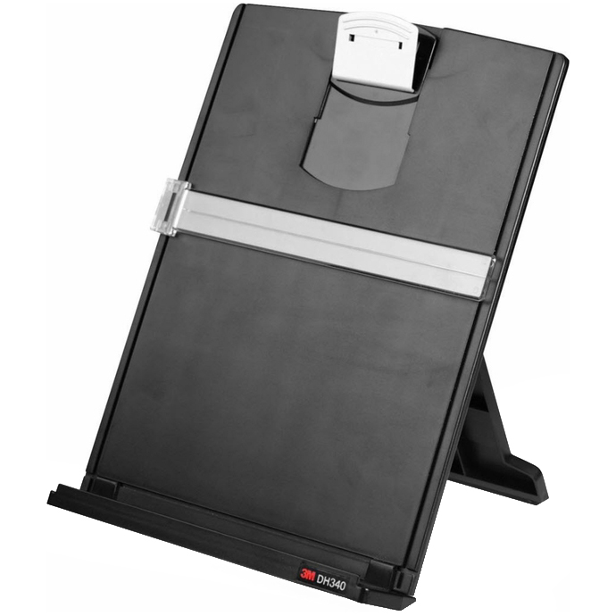3m desktop document holder dh340mb at the human solution With 3m desktop document holder