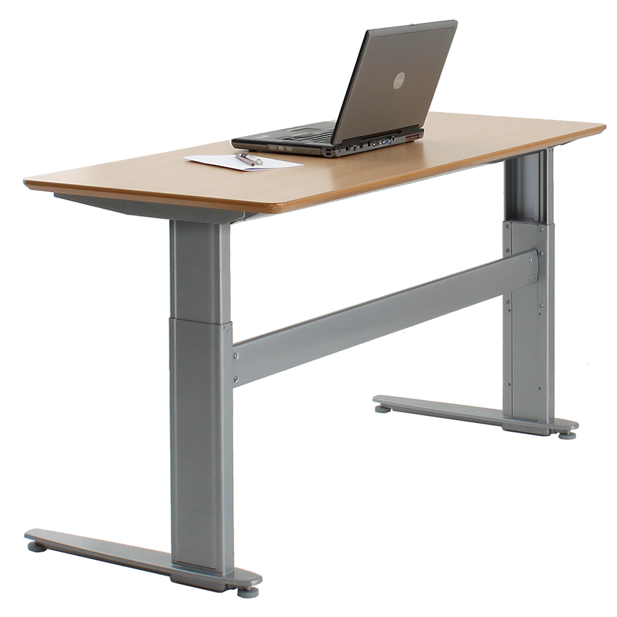 Shop conset 501 32 standing desks at the human solution for Chairs for standing desks
