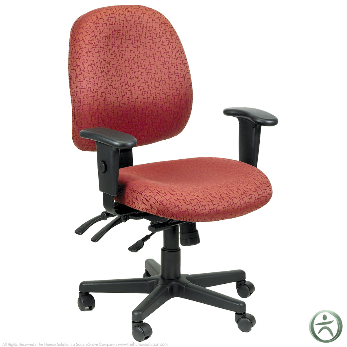 Eurotech 4x4 multi function task chair 49802a for Function chairs