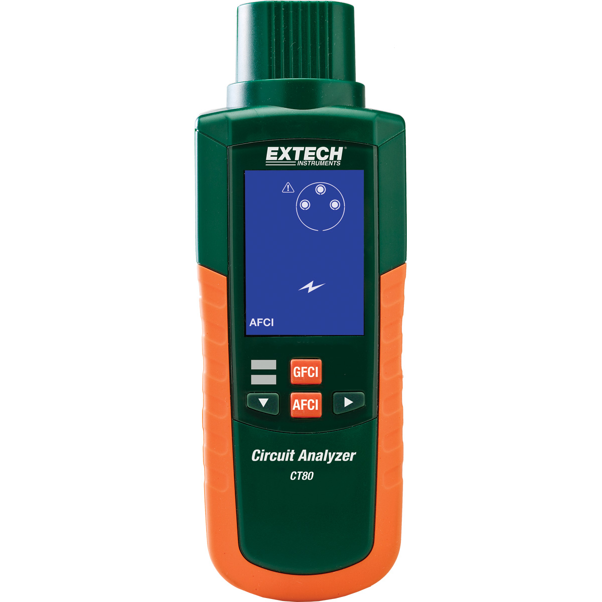 extech ct80 ac circuit load tester at the human solution