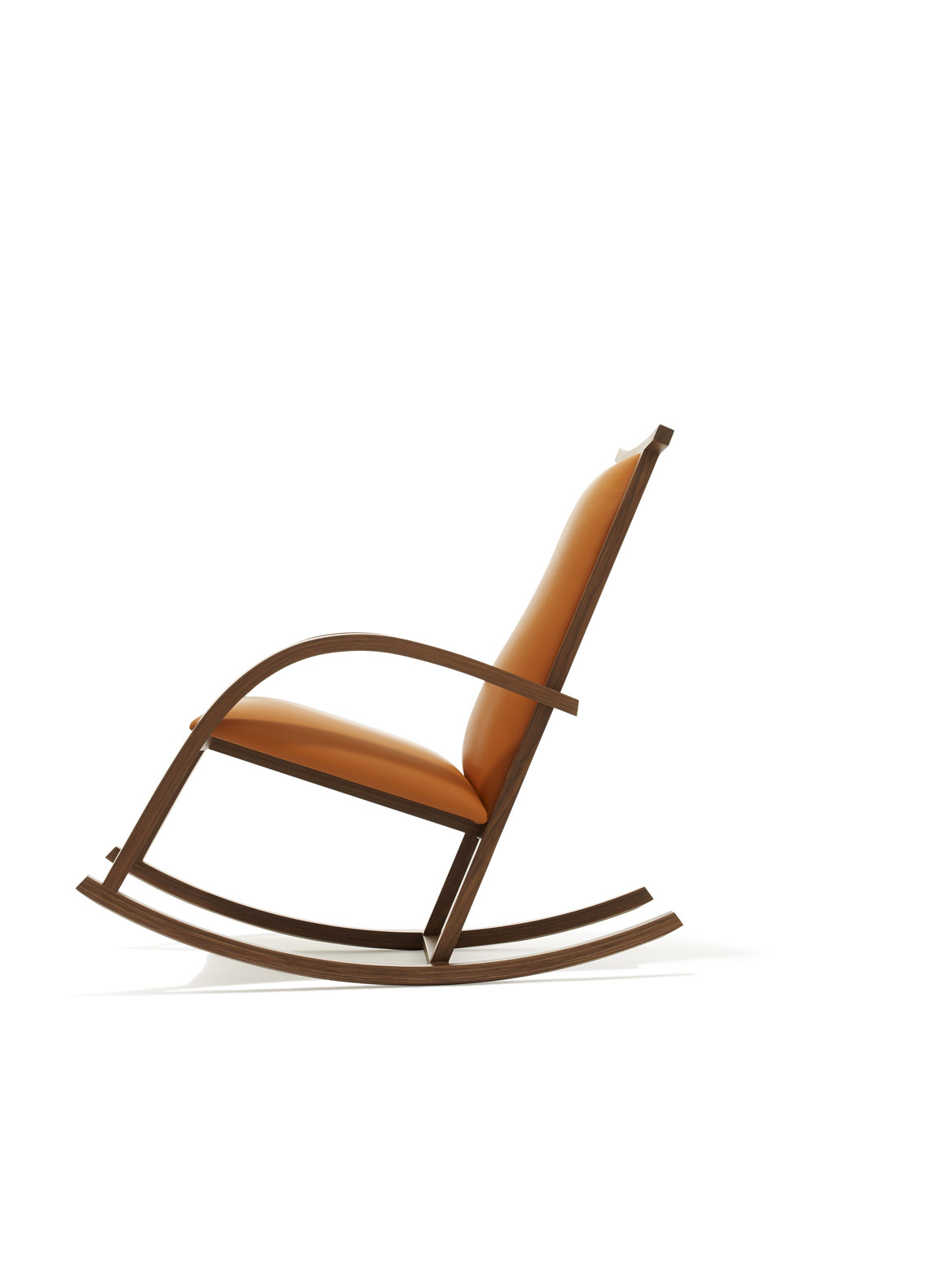 Knoll riart rocker shop knoll riart rockers - Knoll rocking chair ...