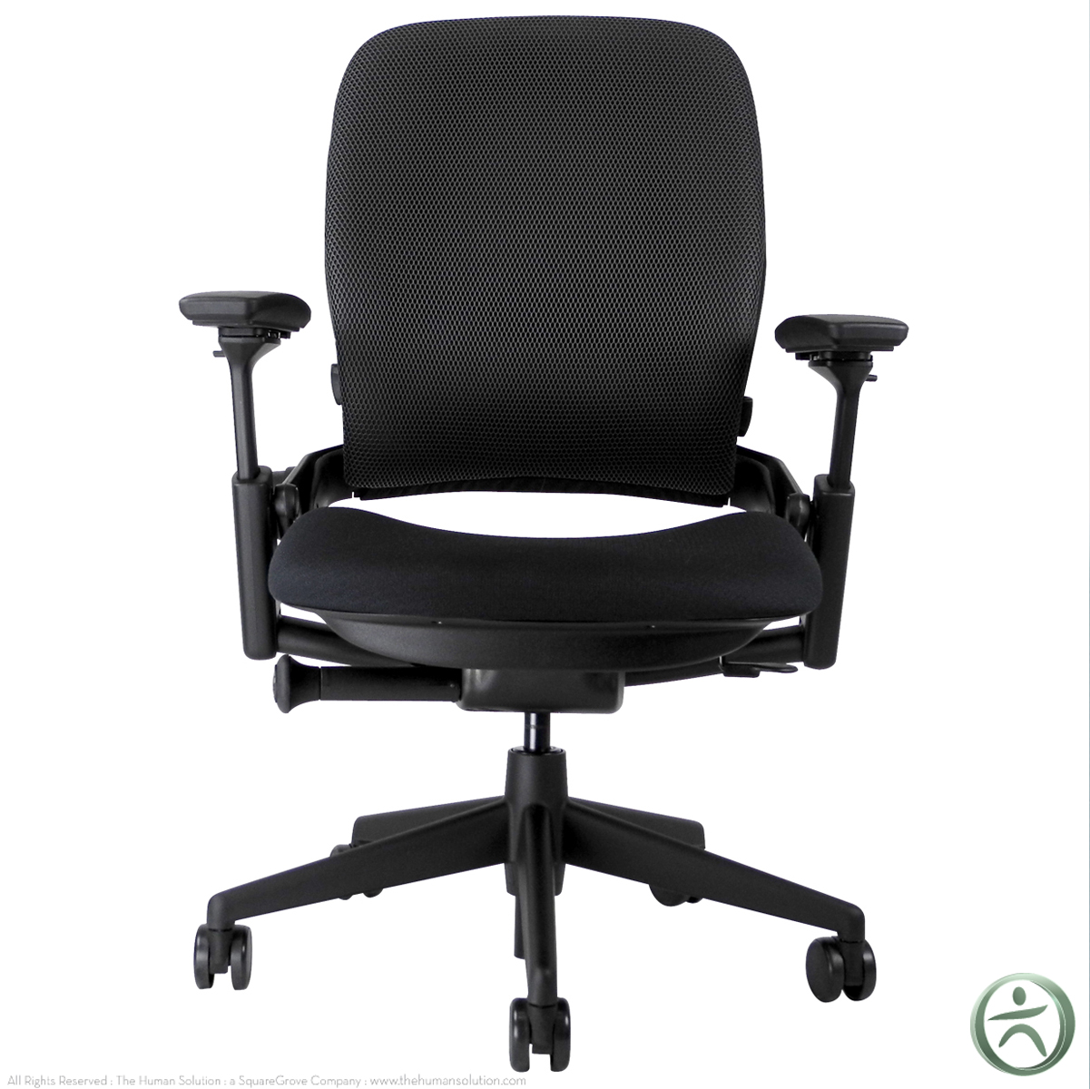 Shop steelcase leap chairs with 3d knit mesh back for Steelcase leap