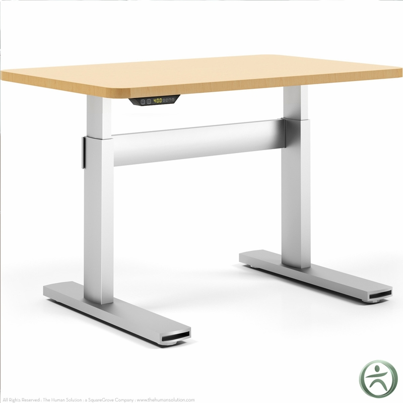 Standing Desk Adjustable Height Shop Steelcase Series 7