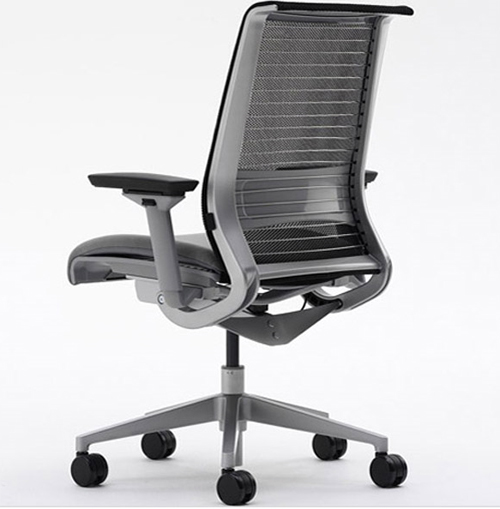 steelcase think chair lumbar add on shop think chairs. Black Bedroom Furniture Sets. Home Design Ideas