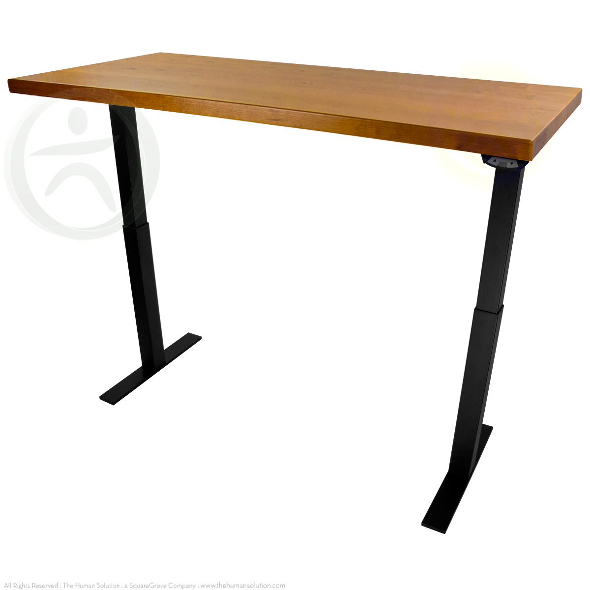 Sit Stand Desk Designs : Shop uplift solid wood electric sit stand desks