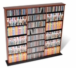 Cherry CD DVD Storage Shelf 960