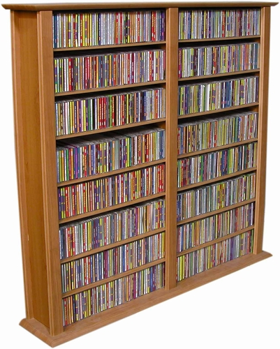 Floor Wall CD Rack 928