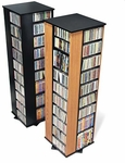 Spinning CD DVD Towers>>