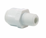 John Guest straight adapter CI010822W