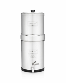 Royal Berkey Gravity Water Filter 3.25 Gallons  with 4 Black Berkey Filters