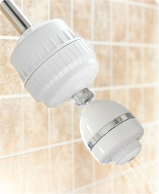 ShowerWise DeLuxe Shower Filter