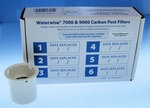 WaterWise 9000 Distiller Post Filter Cups 6 pack NO. 6506