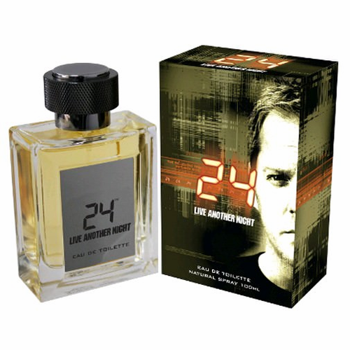 24 Live Another Night by ScentStory, 3.4 oz Eau De Toilette Spray for Men