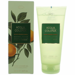 Acqua Colonia Blood Orange & Basil by 4711, 6.8 oz Shower Gel for Unisex