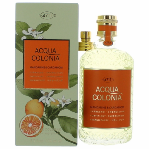 Acqua Colonia Mandarin by 4711, 5.7 oz Eau de Cologne Splash/Spray Unisex