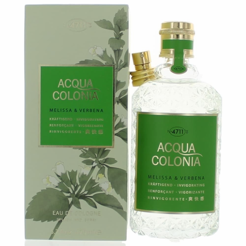 Acqua Colonia Melissa & Verbena by 4711, 5.7 oz Eau de Cologne Splash/Spray Unisex