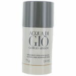 Acqua Di Gio by Giorgio Armani, 2.6 oz Deodorant Stick for men