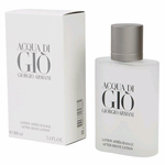 Acqua Di Gio by Giorgio Armani, 3.4 oz After Shave Lotion for men