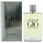 Acqua Di Gio Essenza by Giorgio Armani, 6.08 oz Eau De Parfum Spray for Men