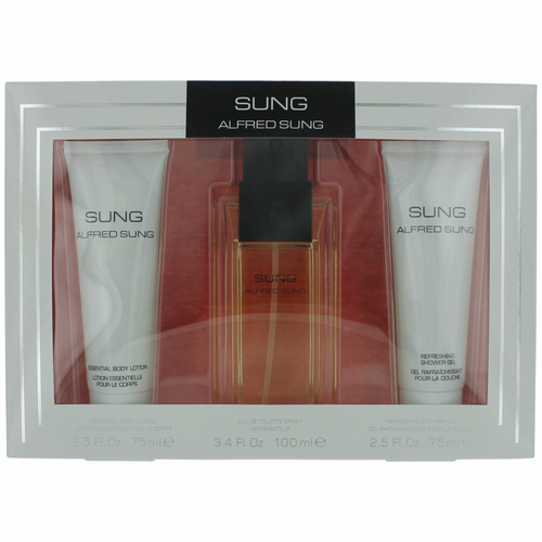 Alfred Sung by Alfred Sung, 3 Piece Gift Set for Women