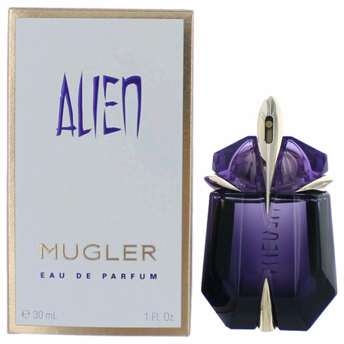 Alien by Thierry Mugler, 1 oz Eau De Parfum Spray Non Refillable Stones for Women