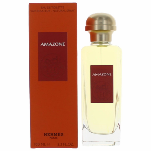 Amazone by Hermes, 3.3 oz Eau De Toilette Spray for Women
