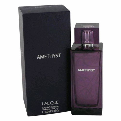 Amethyst by Lalique, 3.3 oz Eau De Parfum Spray for Women