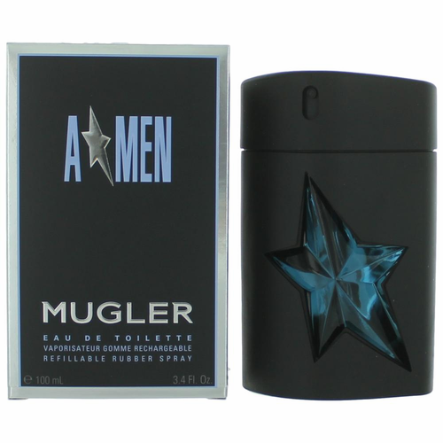 authentic angel cologne by thierry mugler a men 3 4 oz. Black Bedroom Furniture Sets. Home Design Ideas
