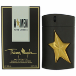 Angel Pure Coffee by Thierry Mugler, 3.4 oz Eau De Toilette Spray for Men (A*men)