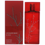 Armand Basi In Red by Armand Basi, 3.4 oz Eau De Parfum Spray for Women