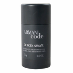 Armani Code by Giorgio Armani, 2.6 oz Deodorant Stick for Men