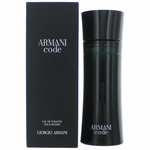 Armani Code by Giorgio Armani, 6.7 oz Eau De Toilette Spray for Men
