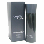 Armani Code by Giorgio Armani, 2.5 oz Eau De Toilette Spray for Men