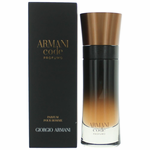 Armani Code Profumo by Giorgio Armani, 2 oz Parfum Spray for Men