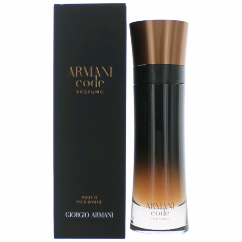 Armani Code Profumo by Giorgio Armani, 3.7 oz Parfum Spray for Men