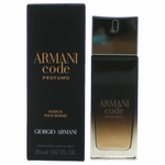 Armani Code Profumo by Giorgio Armani, .67 oz Parfum Spray for Men