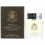 Arrogant by English Laundry, 3.4 oz Eau De Toilette Spray for Men