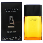 Azzaro by Azzaro, 3.4 oz After Shave Lotion Splash for Men
