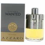 Azzaro Wanted by Azzaro, 3.4 oz Eau de Toilette Spray for Men