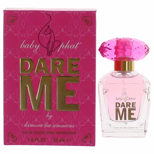Baby Phat Dare Me by Kimora Lee Simmons, 1 oz Eau De Toilette Spray for Women