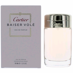 Baiser Vole by Cartier, 3.3 oz Eau de Parfum Spray for Women