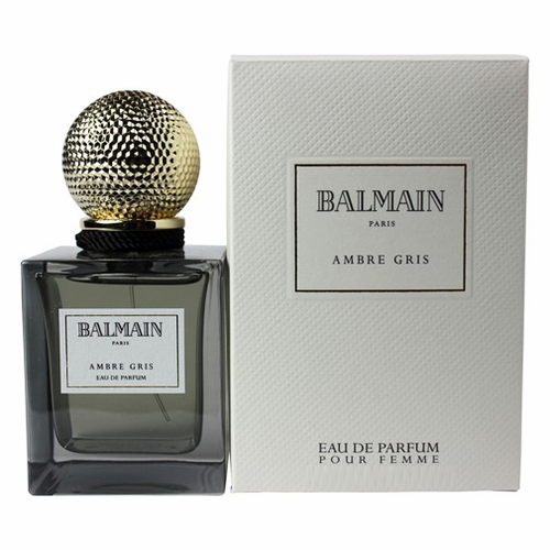 Balmain Ambre Gris by Balmain, 2.5 oz Eau De Parfum Spray for Women