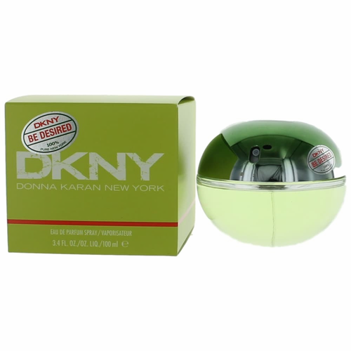 Be Delicious Be Desired DKNY by Donna Karan, 3.4 oz Eau De Parfum Spray for Women